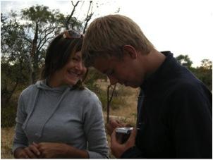 Vikki and Alex