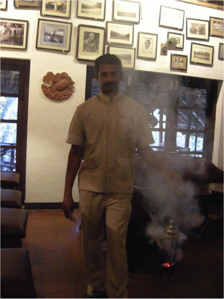 mosquito smoker