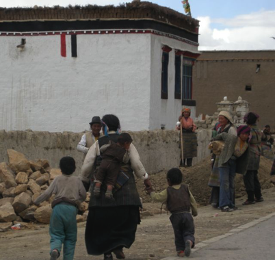 Faces of Tibet 102