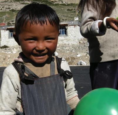 Faces of Tibet 63