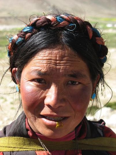 Faces of Tibet 70