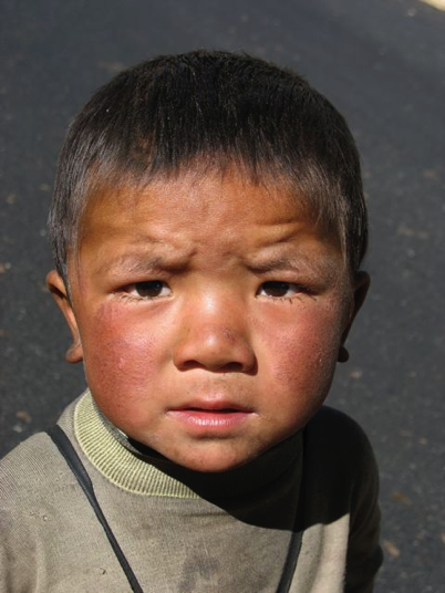 Faces of Tibet 75