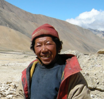 Faces of Tibet 80
