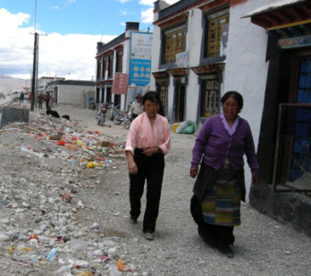 Faces of Tibet 91