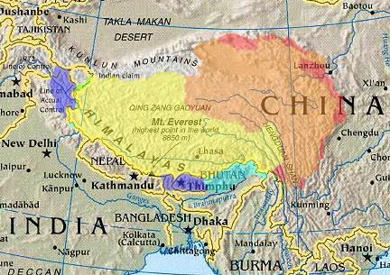 Tibet-claims