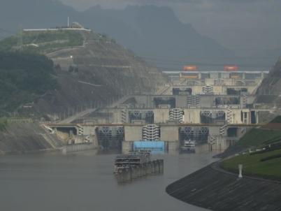 China_A River Runs 20