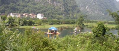 China_A River Runs 74