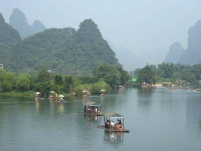 China_A River Runs 78