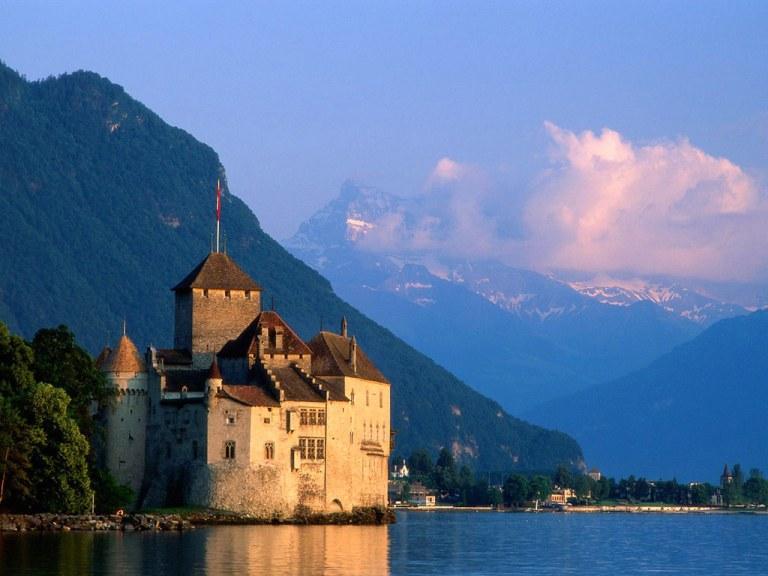 Chillon-Castle 1