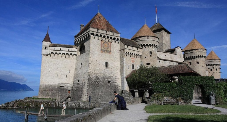 Chillon-Castle 2