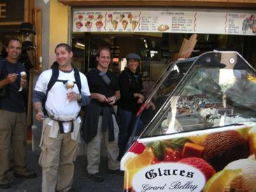 The Swiss Baguette 35