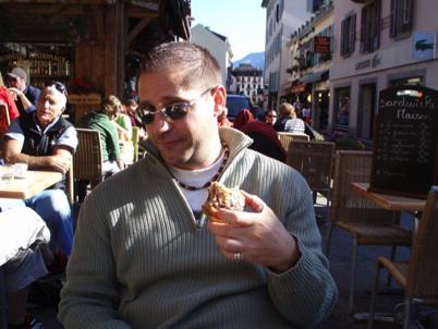 The Swiss Baguette 88