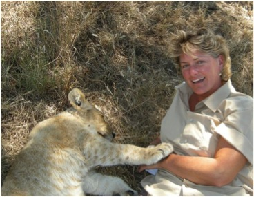 tracy and lion 3