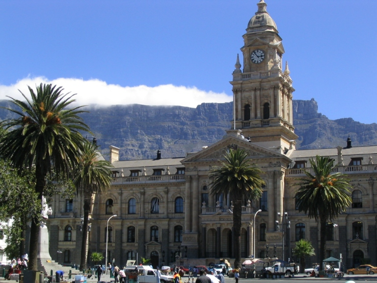 Cape Town Town Hall