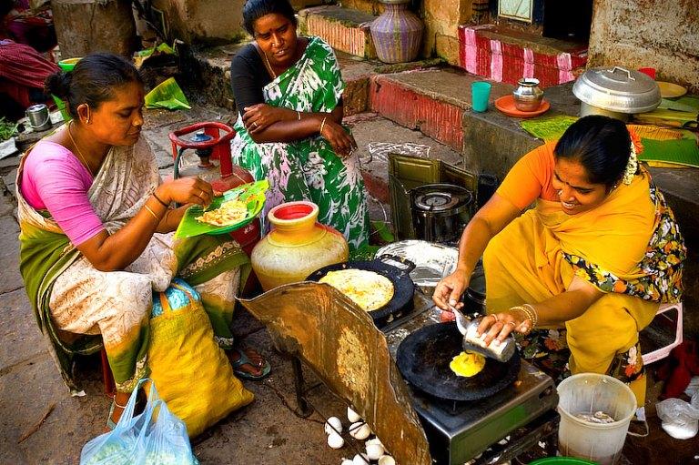 street kitchens