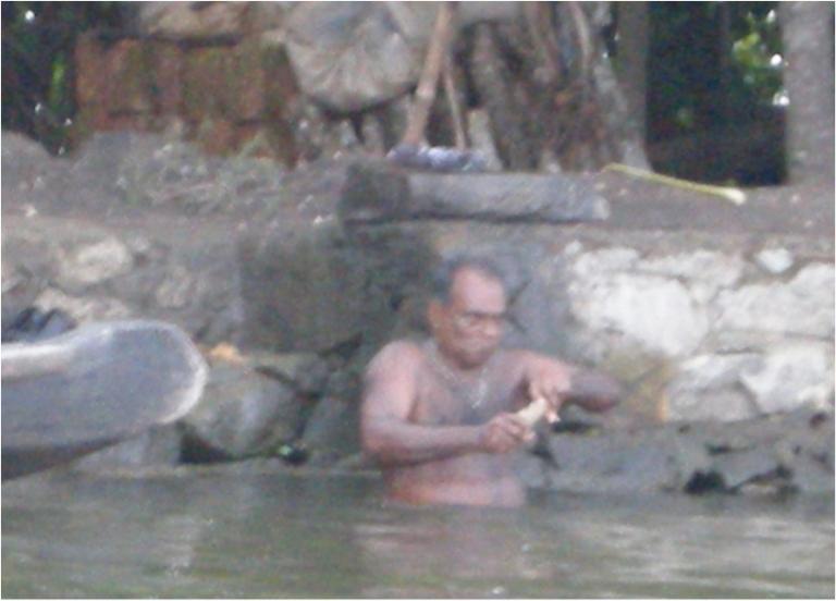 bathing 3