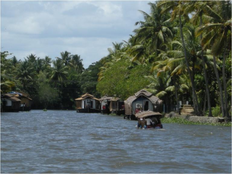 other houseboats